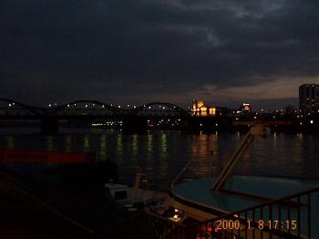 Mannheim - am Rhein