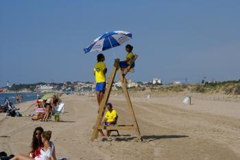 Strand in Torre